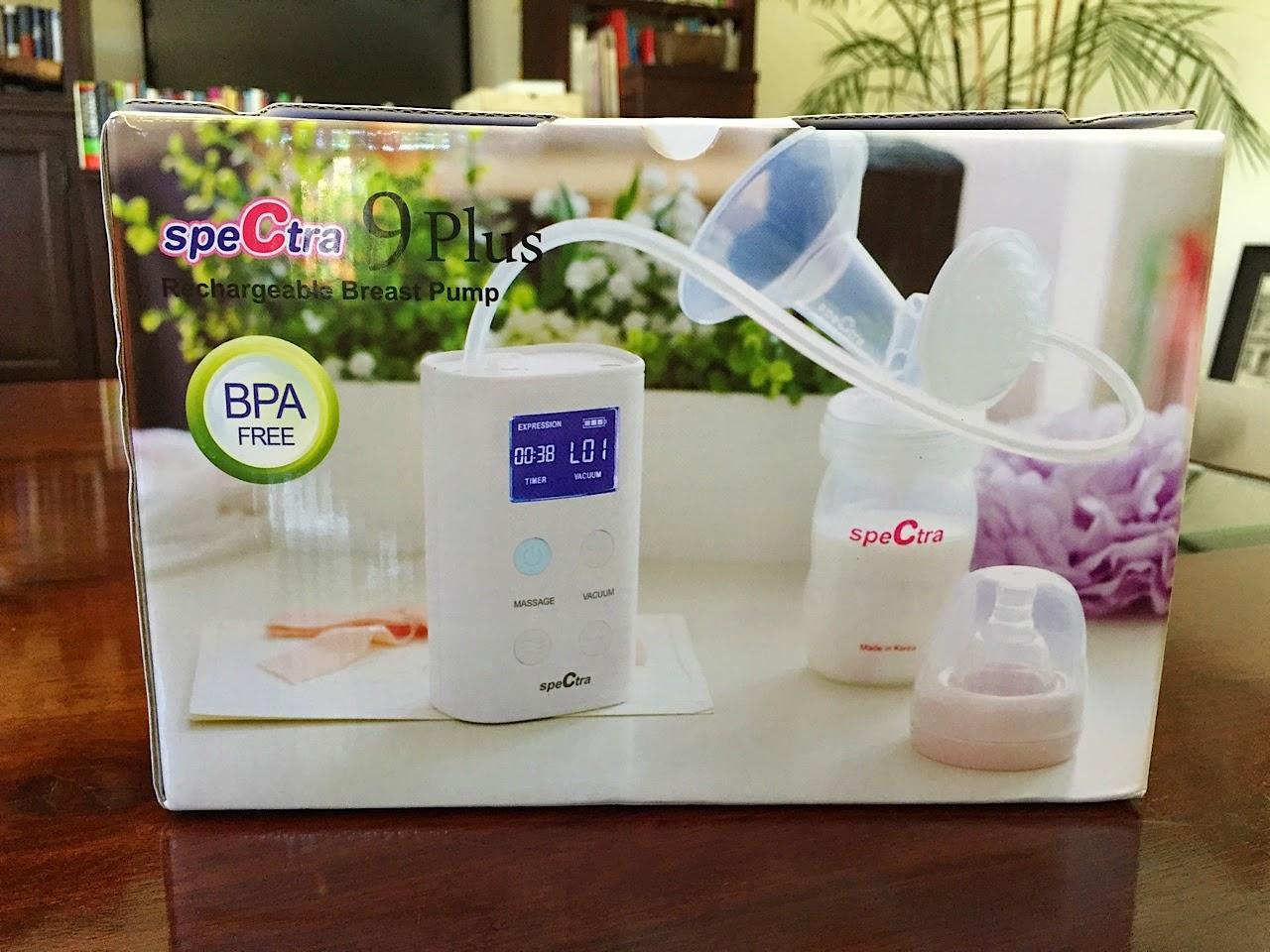 Máy hút sữa Spectra 9 Plus