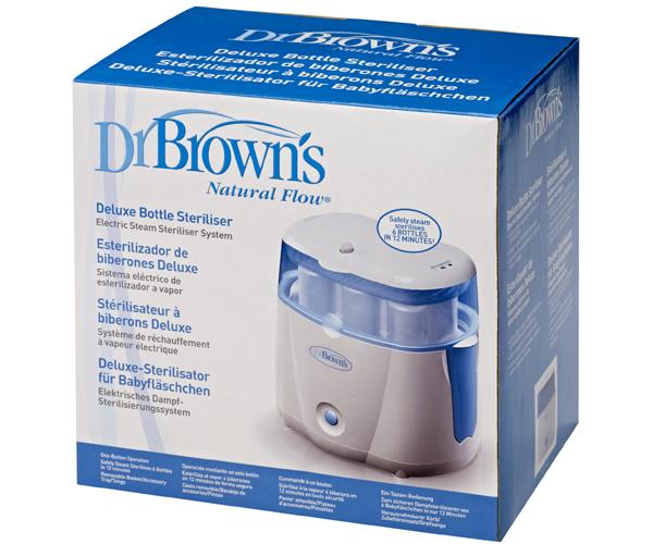 Máy tiệt trùng bình sữa DrBrown