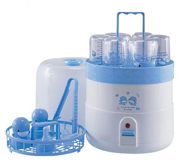 Máy tiệt trùng bình sữa KuKu KU9005