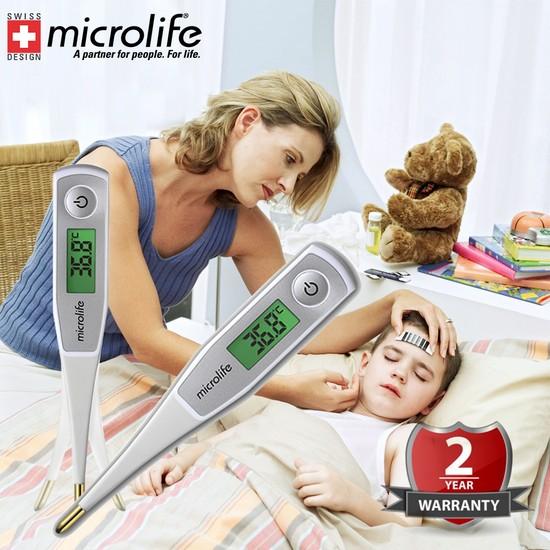 Nhiệt kế điện tử 10 giây Microlife MT550