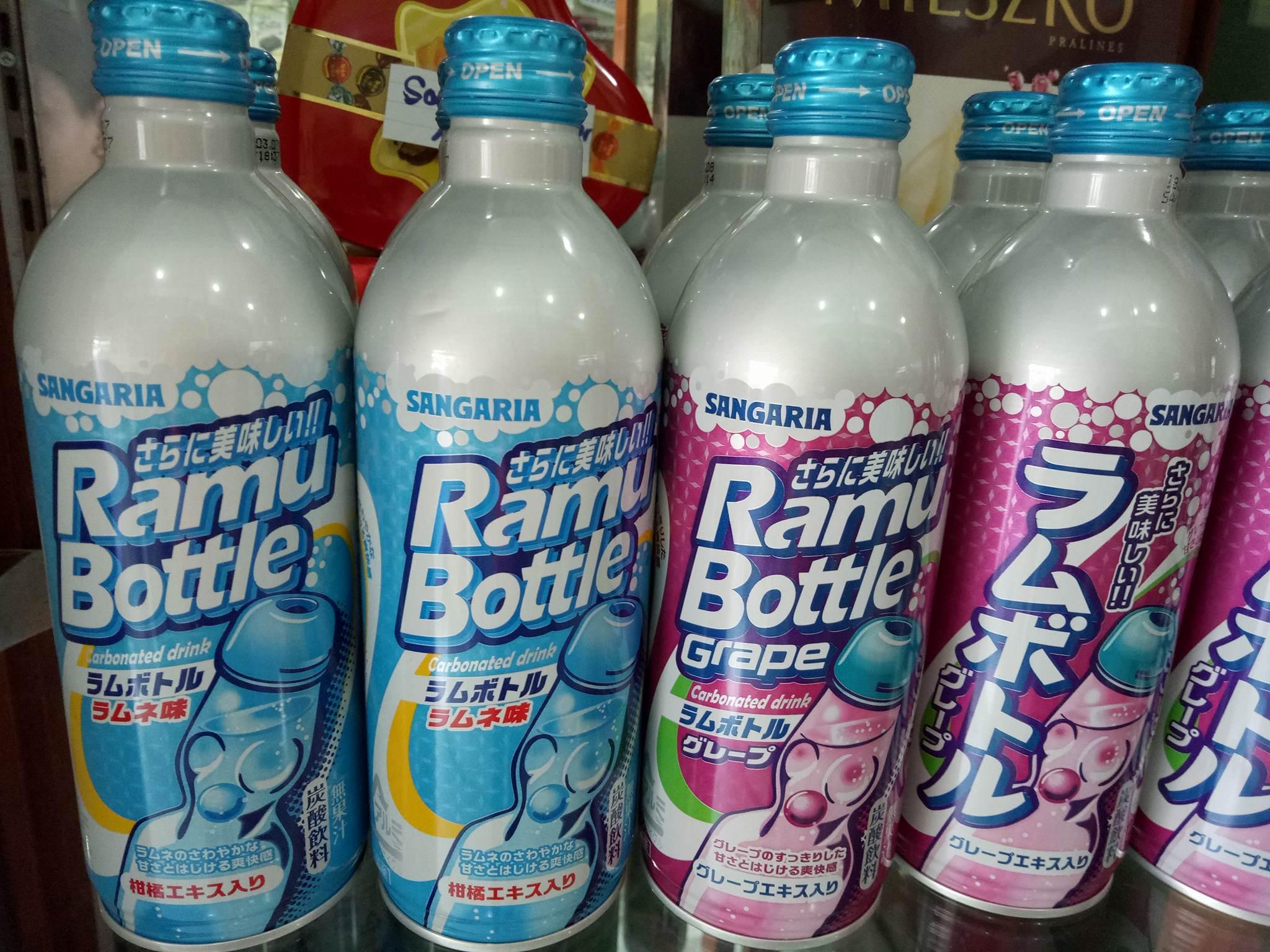 Soda Nhật Bản