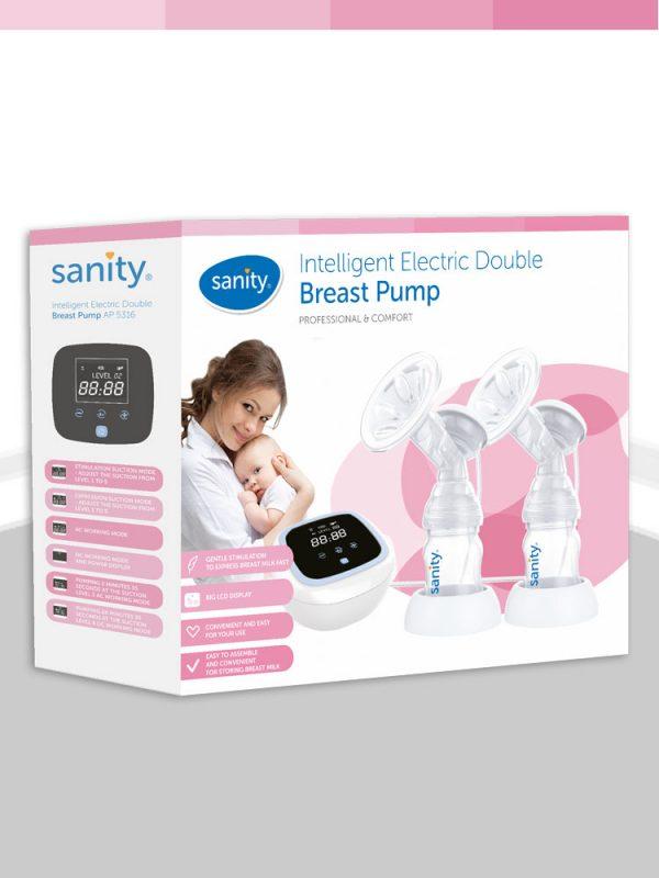 Máy hút sữa điện thông minh Sanity AP-5316(Int Electric Breast Pump)