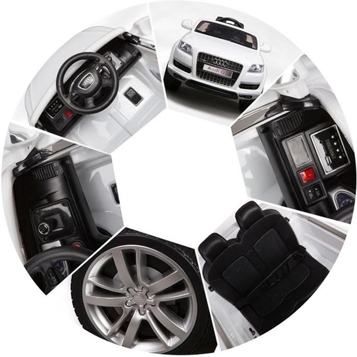 Xe ôtô điện trẻ em Audi Q7