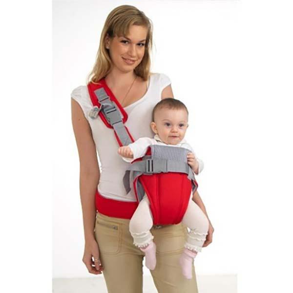 Địu em bé Baby carrier 4 tư thế