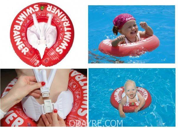 Phao bơi - Phao nách tập bơi an toàn cho bé SwimTrainer