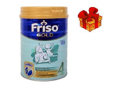 Sữa Friso Gold số 4 - 900g (2 - 4 tuổi)