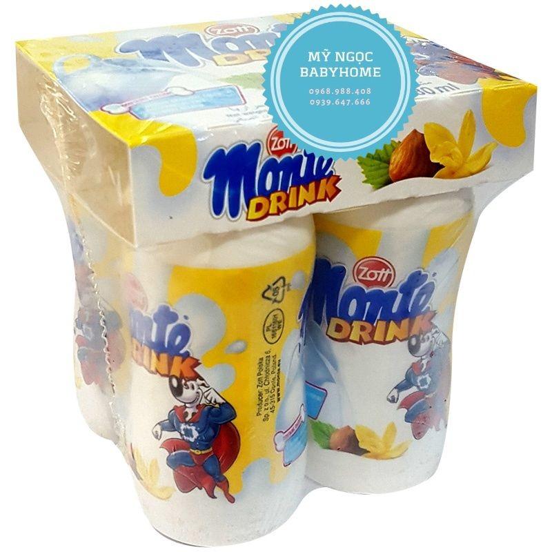 Sữa nước Monte