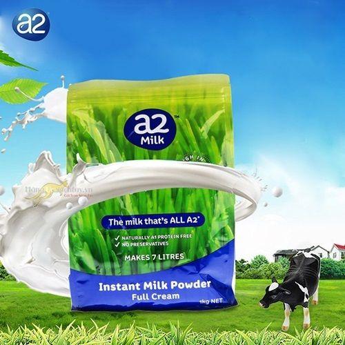 Sữa tươi dạng bột nguyên kem A2 - Úc