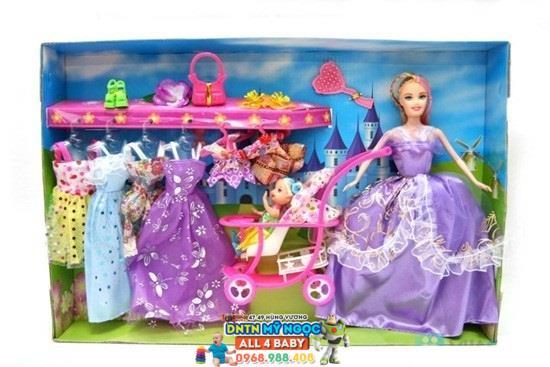 Đồ chơi búp bê công chúa Subey