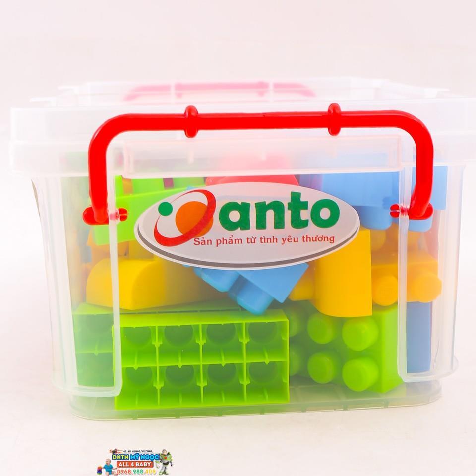 Antona - Bộ xếp hình nhà Anto 60