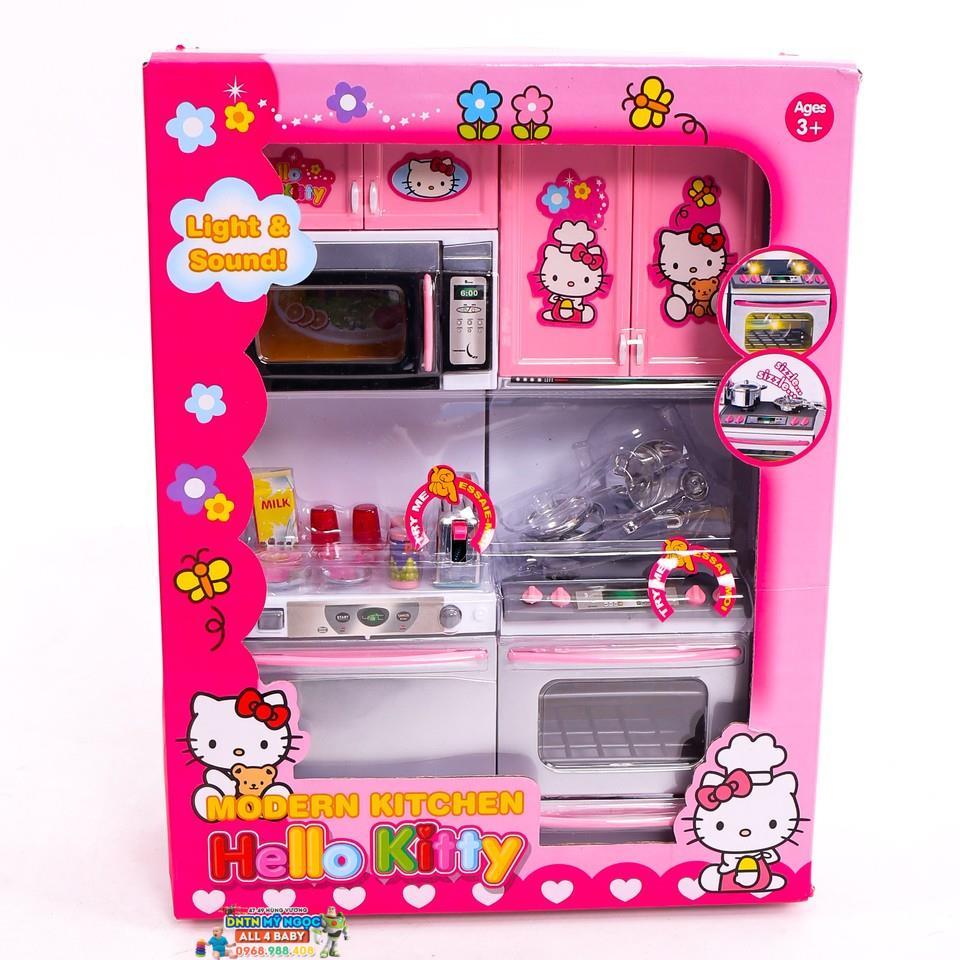 Đồ chơi nhà bếp Kitty 26213 HK