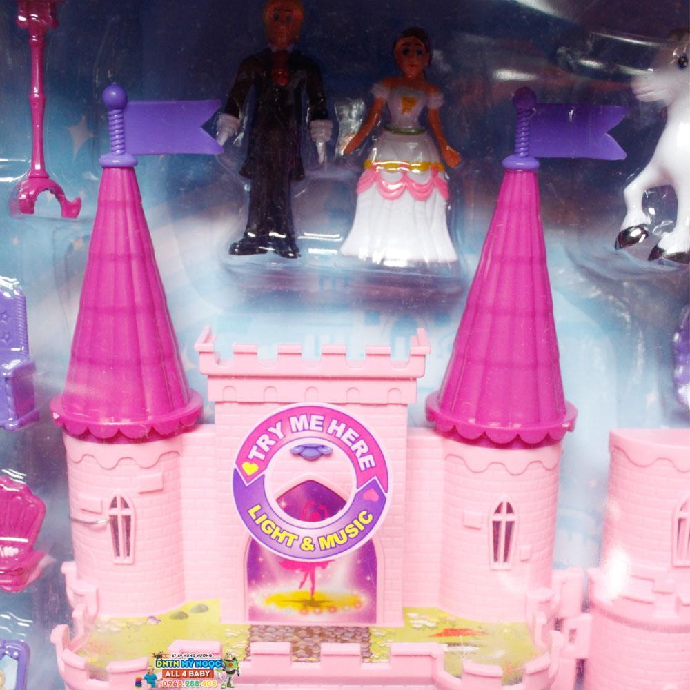 Đồ chơi lâu đài cổ tích công chúa BBT 2931