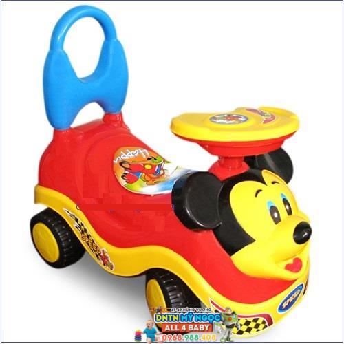 Xe chòi chân NCL hình chuột Mickey XCN03