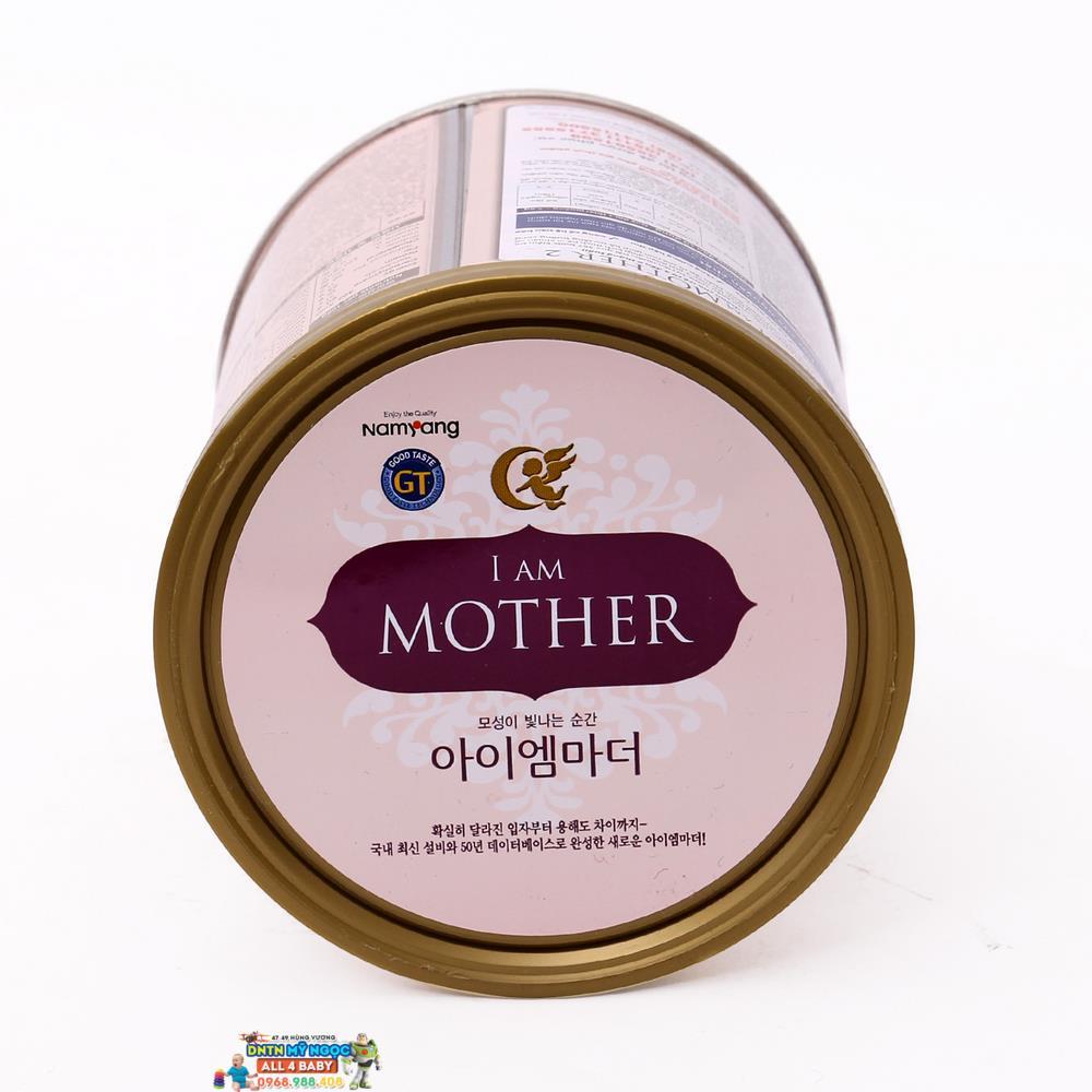 Sữa I am Mother số 2 400g dành cho bé từ 3 - 6 tháng tuổi