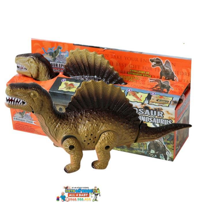 Đồ chơi khủng long ăn cỏ chạy pin B1314