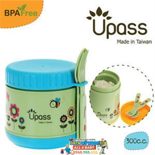 Hộp giữ ấm thức ăn Upass UP9551Y 300cc