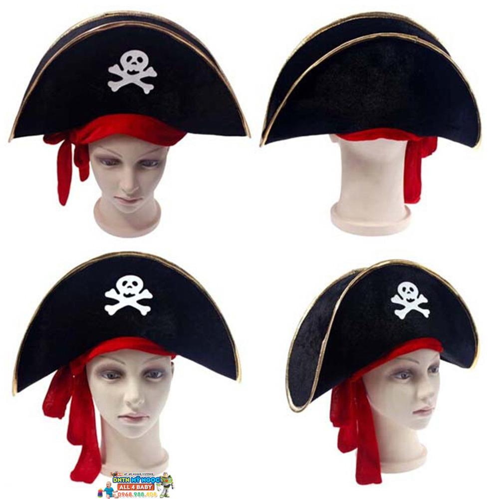 Nón hải tặc dài