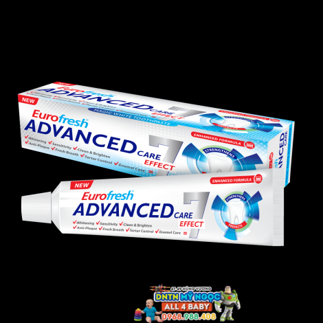Kem đánh răng Farmasi Advance Care 112g