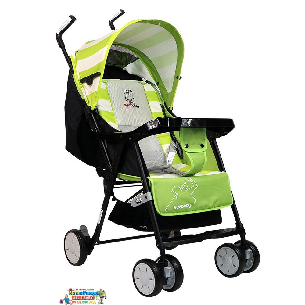 Xe đẩy em bé Seebaby Q3-1 New