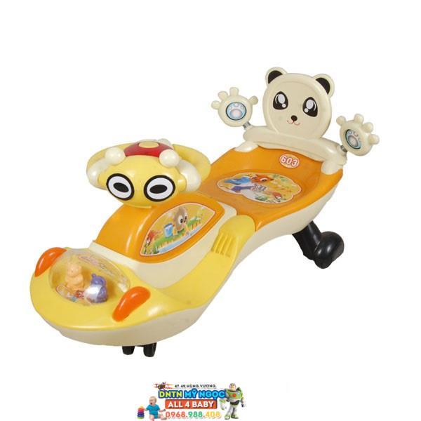 Xe lắc tay trẻ em 603-1