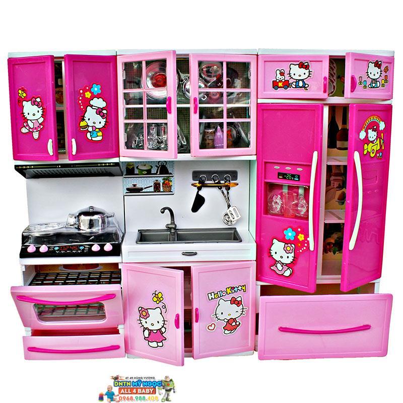 Đồ chơi nhà bếp Kitty 8922-2