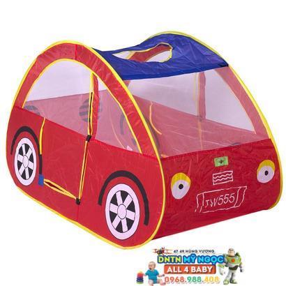 Nhà banh (Lều bóng) hình ôtô CBH-07