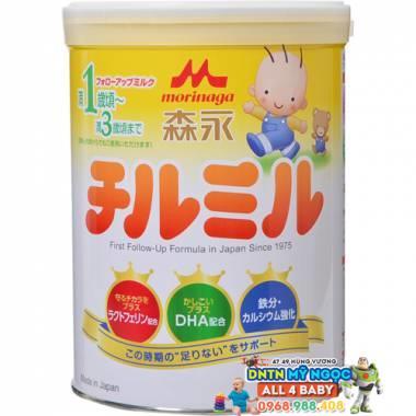 Sữa Morinaga số 9 - 820g (1-3 tuổi)