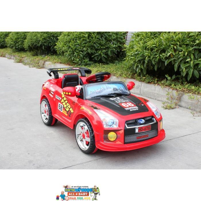 Xe ôtô điện thể thao cho bé XH 6788