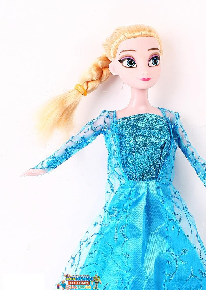 Đồ chơi búp bê công chúa Frozen Anna (Elsa) XY005
