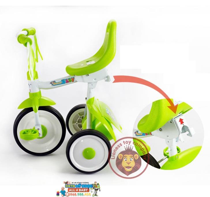 Xe đạp đẩy 3 bánh trẻ em 1302