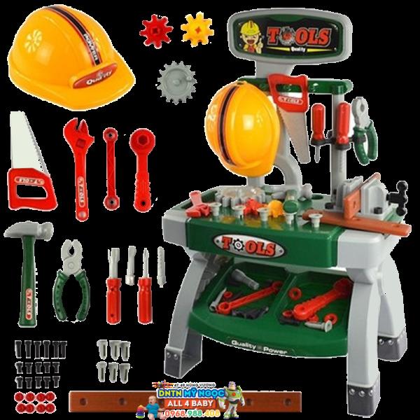 Bộ dụng cụ đồ nghề cơ khí có pin Tool 008-81