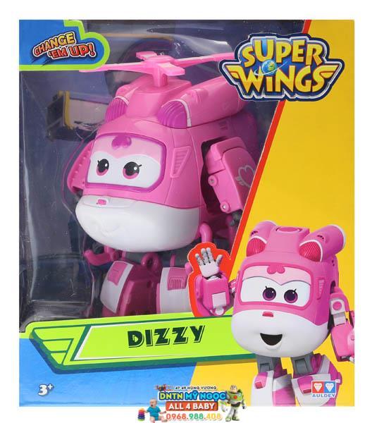 Super Wings - Dizzy Lốc Xoáy YW710240-W