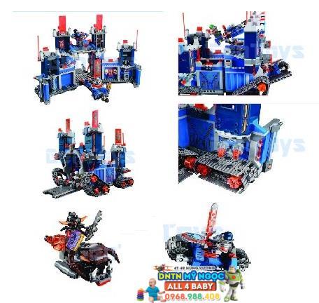Hộp ráp Lego Nexo 79241 - Pháo đài Hiệp sĩ