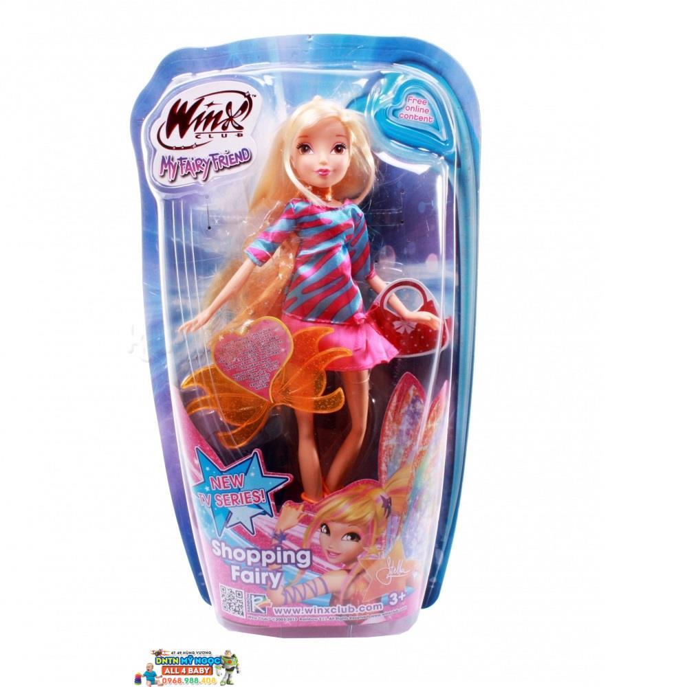 Búp bê nàng tiên Winx điệu đà - IW01681300