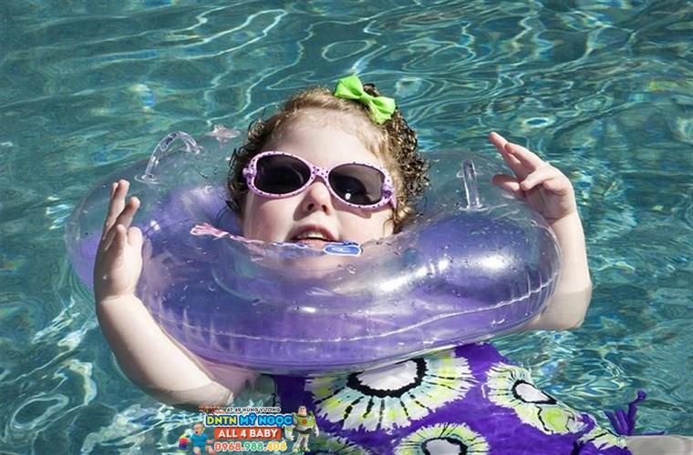 Phao bơi - Phao cổ tập bơi cho bé