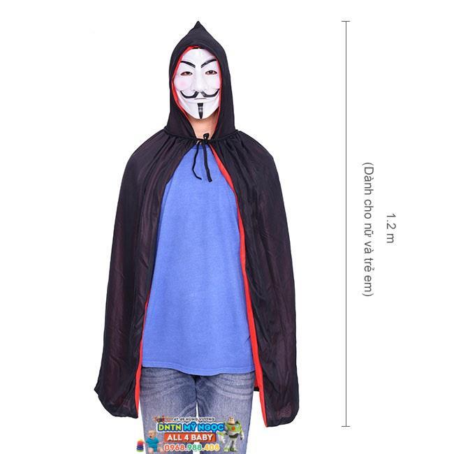 Áo choàng tử thần hóa trang Halloween