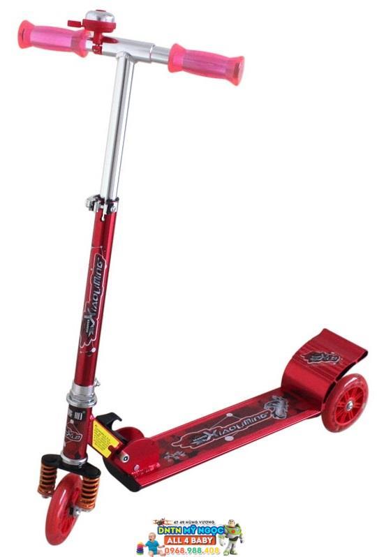 Xe trượt Scooter 3 bánh (2 bánh sau) cỡ lớn 2009C