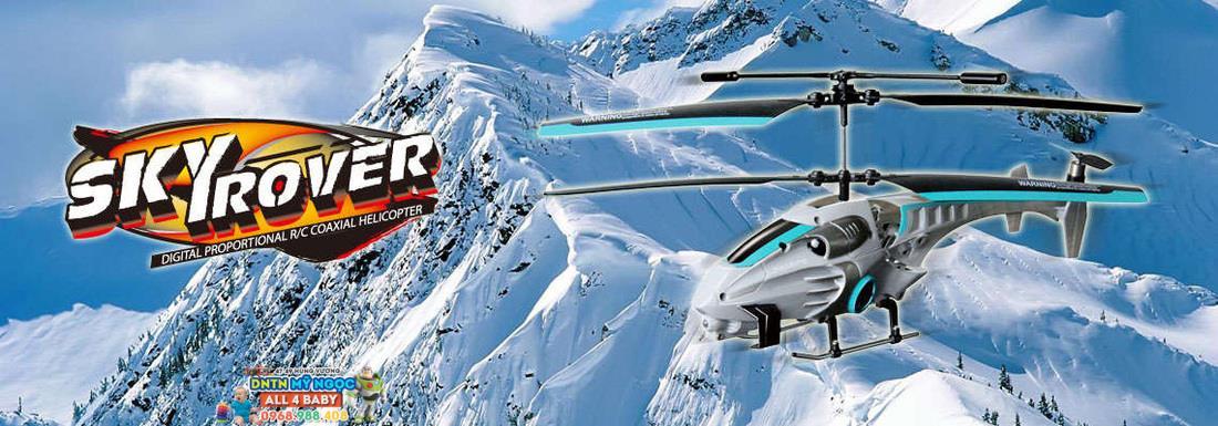 Máy bay điều khiển từ xa Gravity-Z