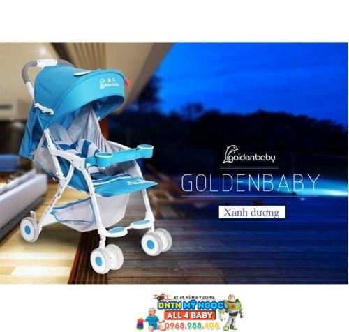 Xe đẩy em bé Golden baby A1