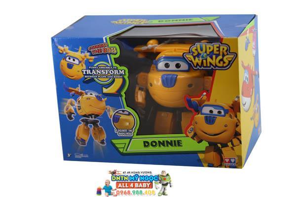 Super Wings - Donnie Thông Minh YW710320