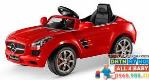 Xe ôtô điện mui trần trẻ em 681R