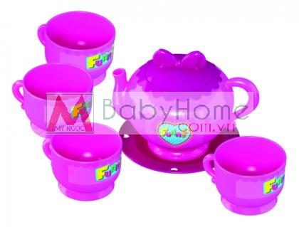 Vỉ nhà bếp 4 bình trà NCL
