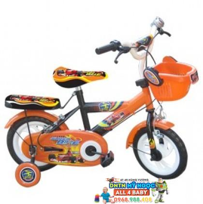 Xe đạp 2 bánh NCL bé trai cỡ 14 inch có nệm