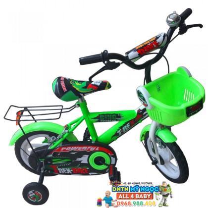 Xe đạp 2 bánh NCL bé trai cỡ 12 inch không nệm