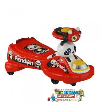 Xe lắc tay NCL lớn hình Penda không tựa lưng
