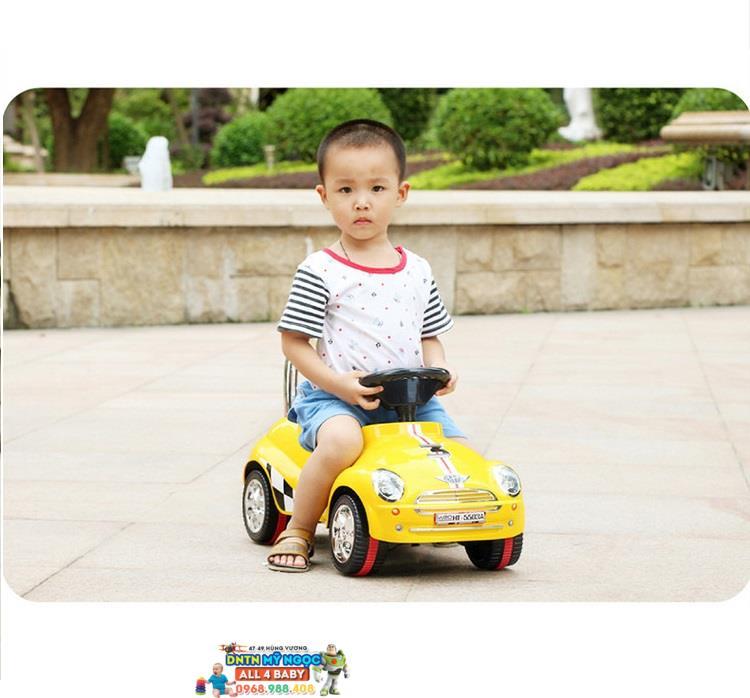 Xe chòi chân Porscher HT-5503A