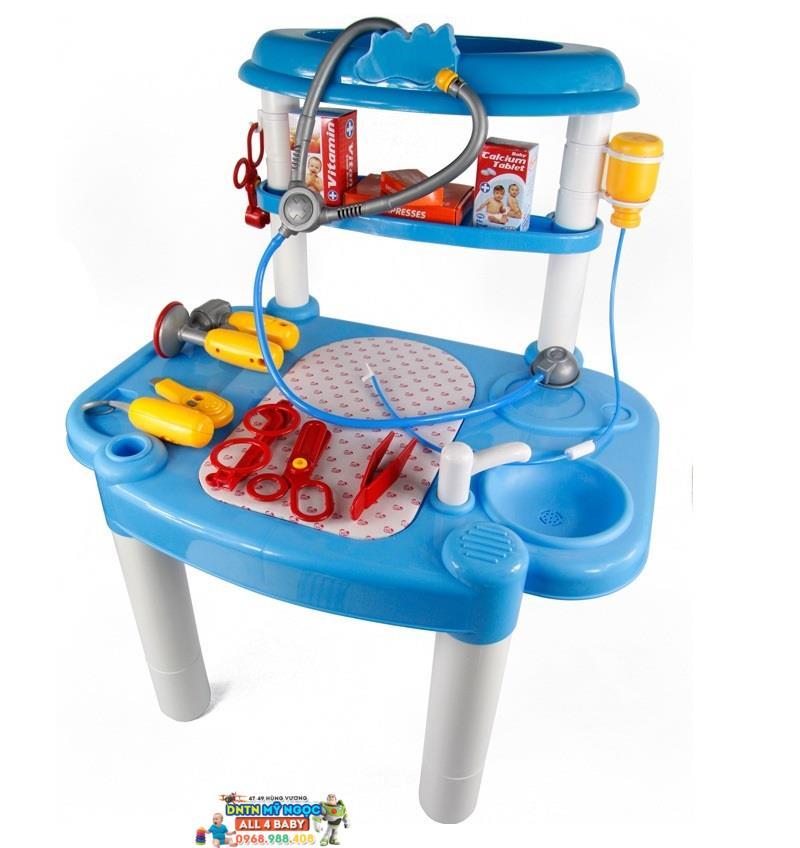 Bộ đồ chơi kệ bác sĩ Little Doctor 008-03