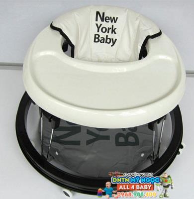Xe tập đi New York Baby Katoji 28909 (Nhật Bản)