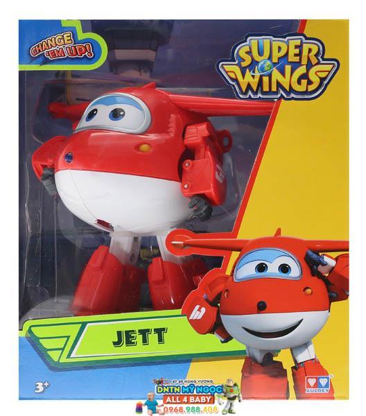 Super Wings - Jett Tia Chớp YW710210-W