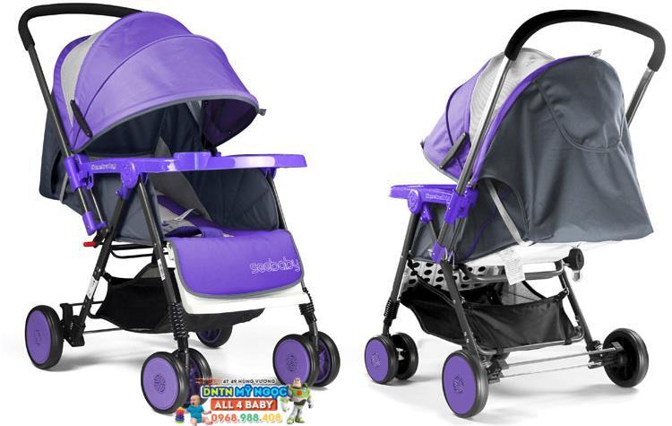 Xe đẩy trẻ em đa năng Seebaby T11A (nhiều màu)